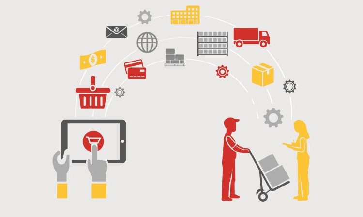 Carbon emissions in E-commerce supply chains